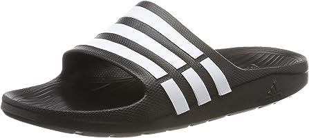 Adidas Duramo Slide Chaussures de Plage & Piscine, Mixte Adulte