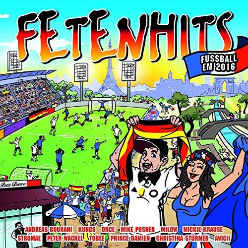 Fetenhits Fussball EM 2016