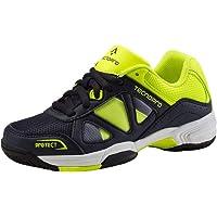 TECNOPRO Tennisschuh Court V Jr, Chaussures de Tennis Mixte Enfant