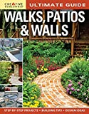 Ultimate Guide: Walks, Patios & Walls (Ultimate Guides)