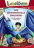 Leselöwen 1. Klasse - Das geheimnisvolle Drachenei: Großbuchstabenausgabe