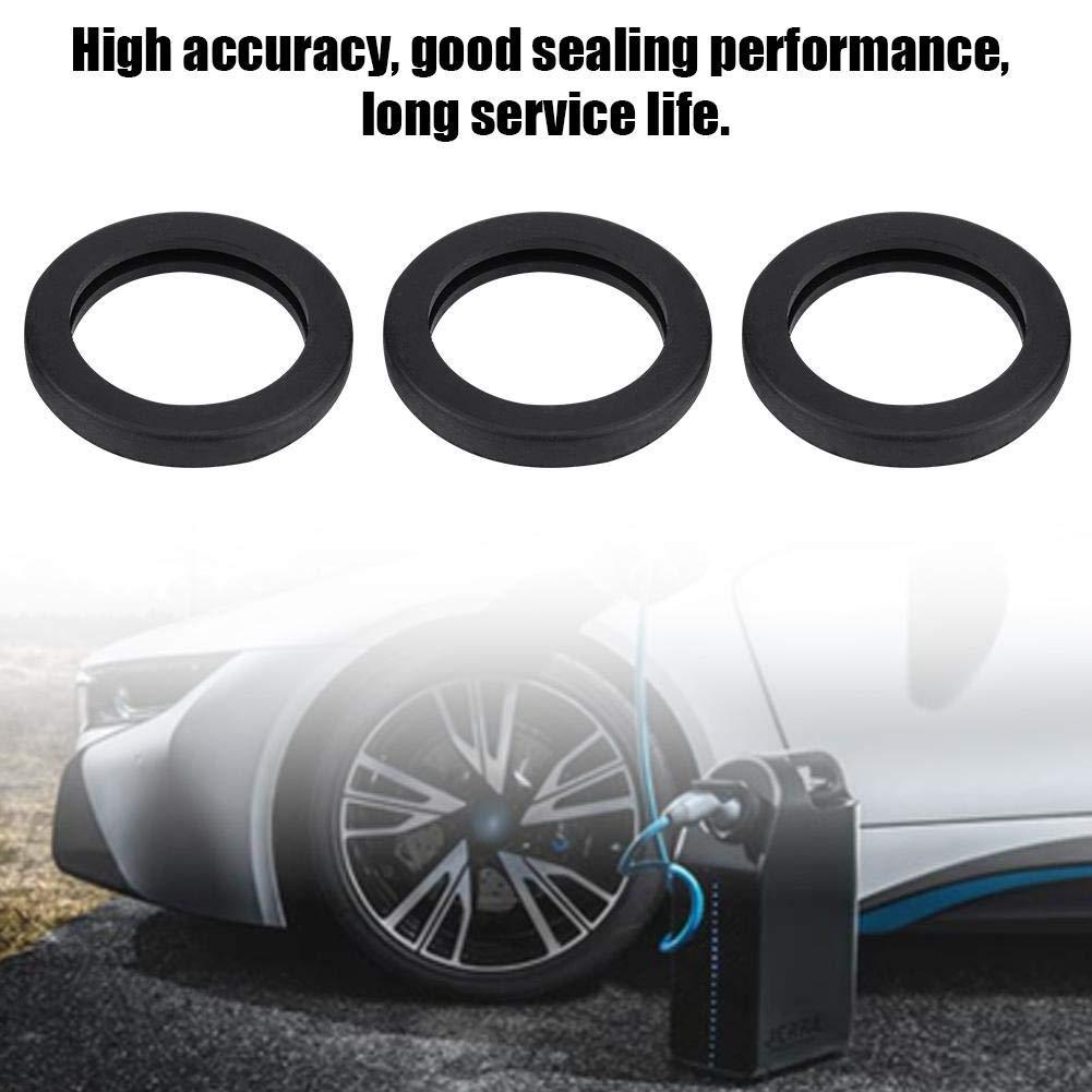 Outbit Öldichtung - 1 Satz mit 3 Stück Benzin-Benzin-Dosendichtung, Kanister-Dichtungssatz für PKW-Motorräder.