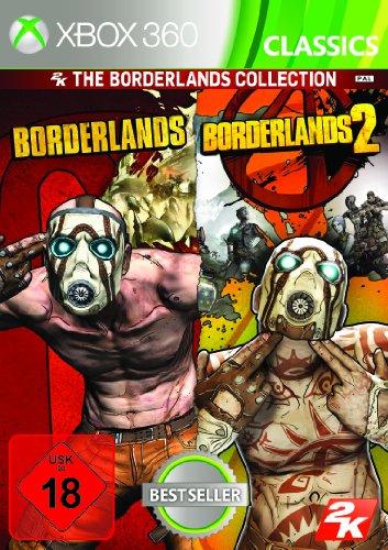 Borderlands 1 & Borderlands 2 Bundle (Xbox360 Videospiel-bundles)