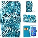 Lyzwn 3D Custodia Huawei P8 Lite (2017) Cases Flip in Pelle PU Cuoio Copertura Case Cover con Wallet Portafoglio Supporto Carte Chiusura Magnetica Caso Copertina per Huawei P8 Lite (2017)