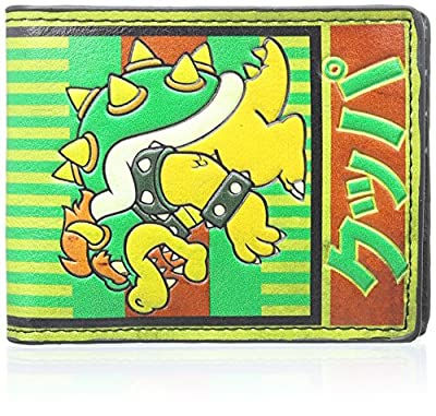 Nintendo - Portefeuille - Bowser Kanji Bifold