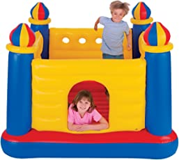 INTEX Inflatable Jump-O-Lene Ball Pit Castle Bouncer