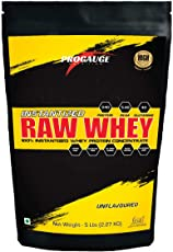 ProGauge Raw Whey Protein, Unflavoured (2.27 KG / 5 LBS)
