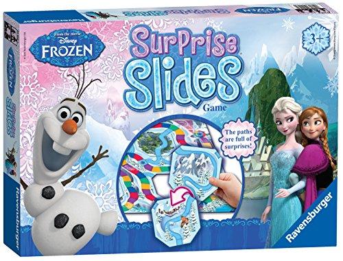 Preisvergleich Produktbild Ravensburger Disney Frozen Surprise Folien Spiel