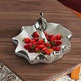 ssby Moderne und kreative Keramik Aschenbecher Stilvolle Wohnzimmer Schlafzimmer Decor Dekoration Deko Hochzeit B