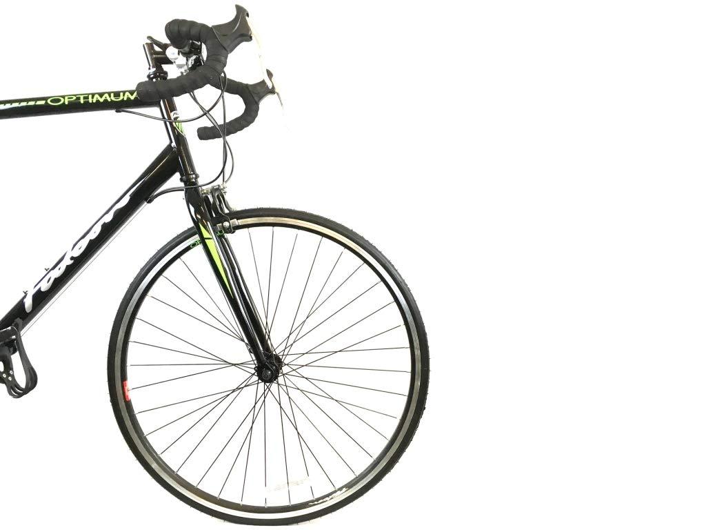 61Rh0L%2BWVKL - Falcon Optimum Mens Road Racing Bike - Black/Green