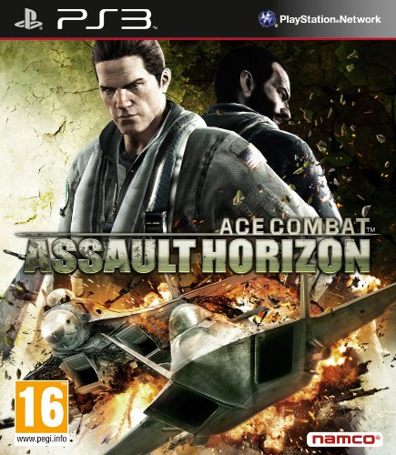 Sony [UK-Import]Ace Combat Assault Horizon Limited Edition Game PS3
