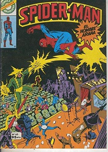 Comics Bruguera: Spiderman numero 65 (numerado 1 en trasera)