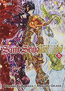 Saint Seiya episode G Assassin Edition simple Tome 5