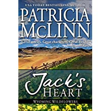 Jack's Heart (Wyoming Wildflowers Book 5) (English Edition)
