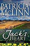Book cover image for Jack's Heart: a western romance (Wyoming Wildflowers Book 4)