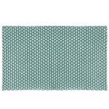pad - Fußmatte - Fußabtreter - Uni - Indoor/Outdoor - Opal - 52 x 72 cm