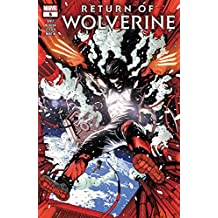 Return Of Wolverine (2018-) #5 (of 5)