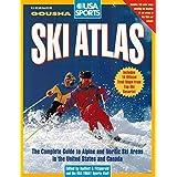 USA Sports Ski Atlas: The Complete Guide to Alpine and Nordic Ski Areas in The... by Balliett, Will K., Balliett & Fitzgerald, Fitzgerald, F. Sto (1994) Paperback