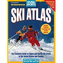 USA Sports Ski Atlas: The Complete Guide to Alpine and Nordic Ski Areas in The... by Balliett, Will K., Balliett & Fitzgerald, Fitzgerald, F. Sto (1994) Paperback