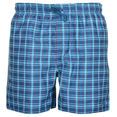 H-Shorts Lanes Blue Petrol