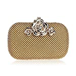 Diamond, Ladies, Evening Bag, Dress, Evening Bag, Banquet Clutch, Crossbody, Chain Bag - clutches