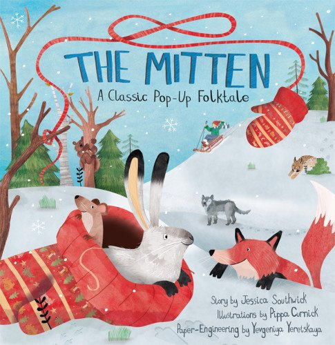 The Mitten: A Classic Pop-Up Folktale