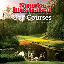 Sports Illustrated-Golf Course 2013 Wall Calendar