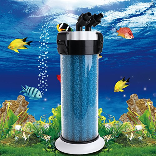 ECMQS Aquarium Pre Filter Externe Schwamm Barrel Für Aquarium QZ-30 Schildkröte Box Gerät -