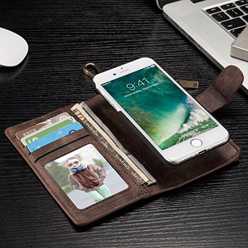 Proteggi il tuo iPhone, G4 / G9 / E12 / BA15D 7W 80SMD 5730 450LM caldo / freddo LED Bianco dimmerabili AC 110-130V 5Pcs Per il cellulare di Iphone ( Colore : Blu ) Marrone