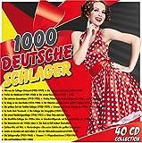 1000 Deutsche Schlager / 1000 German Hits