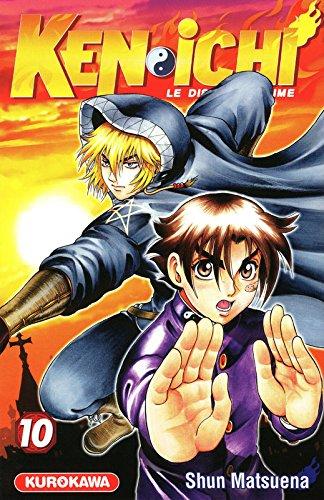 Kenichi - Le disciple ultime Vol.10 par MATSUENA Shun