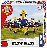 KOSMOS 697754 - Feuerwehrmann Sam - Wasser Marsch! Test