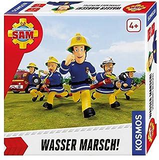 KOSMOS 697754 - Feuerwehrmann Sam - Wasser Marsch! (B01MR2DNAG) | Amazon Products
