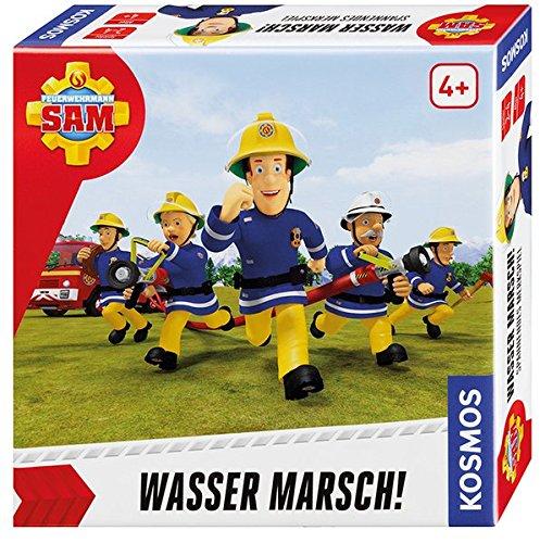 feuerwehrmann sam tankrucksack KOSMOS 697754 - Feuerwehrmann Sam - Wasser Marsch!