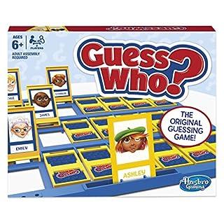 Hasbro C21241020Guess Who?-Spiel Klassisches Spiel.