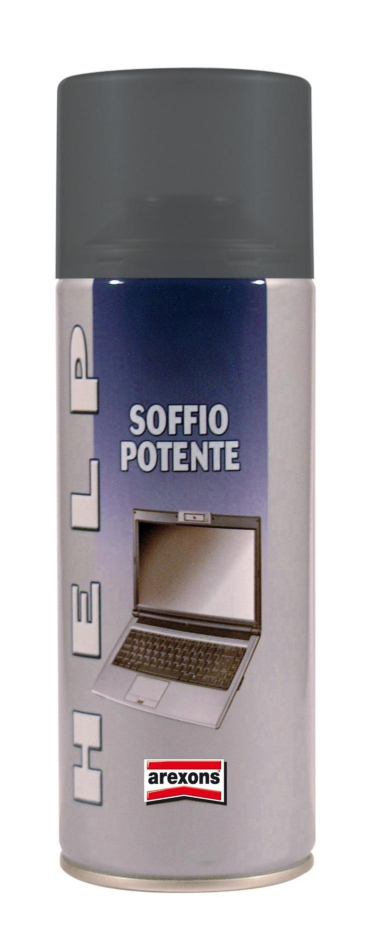 Arexons Detergente Spray 'Help Soffio Potente'