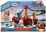 Mattel Fisher-Price CDW87 - Thomas und seine Freunde Trackmaster Schiffswrack Spielset