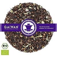 "N° 1121: Tè alle erbe biologique in foglie ""Honeybush Vital"" - 100 g - GAIWAN® GERMANY - tisana alle erbe, tisane in foglia, tè bio, honeybush, tè dal Sud Africa, aromi naturali, arancia, calendula"