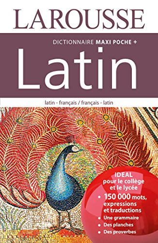 Dictionnaire Larousse maxi poche plus Latin par Collectif