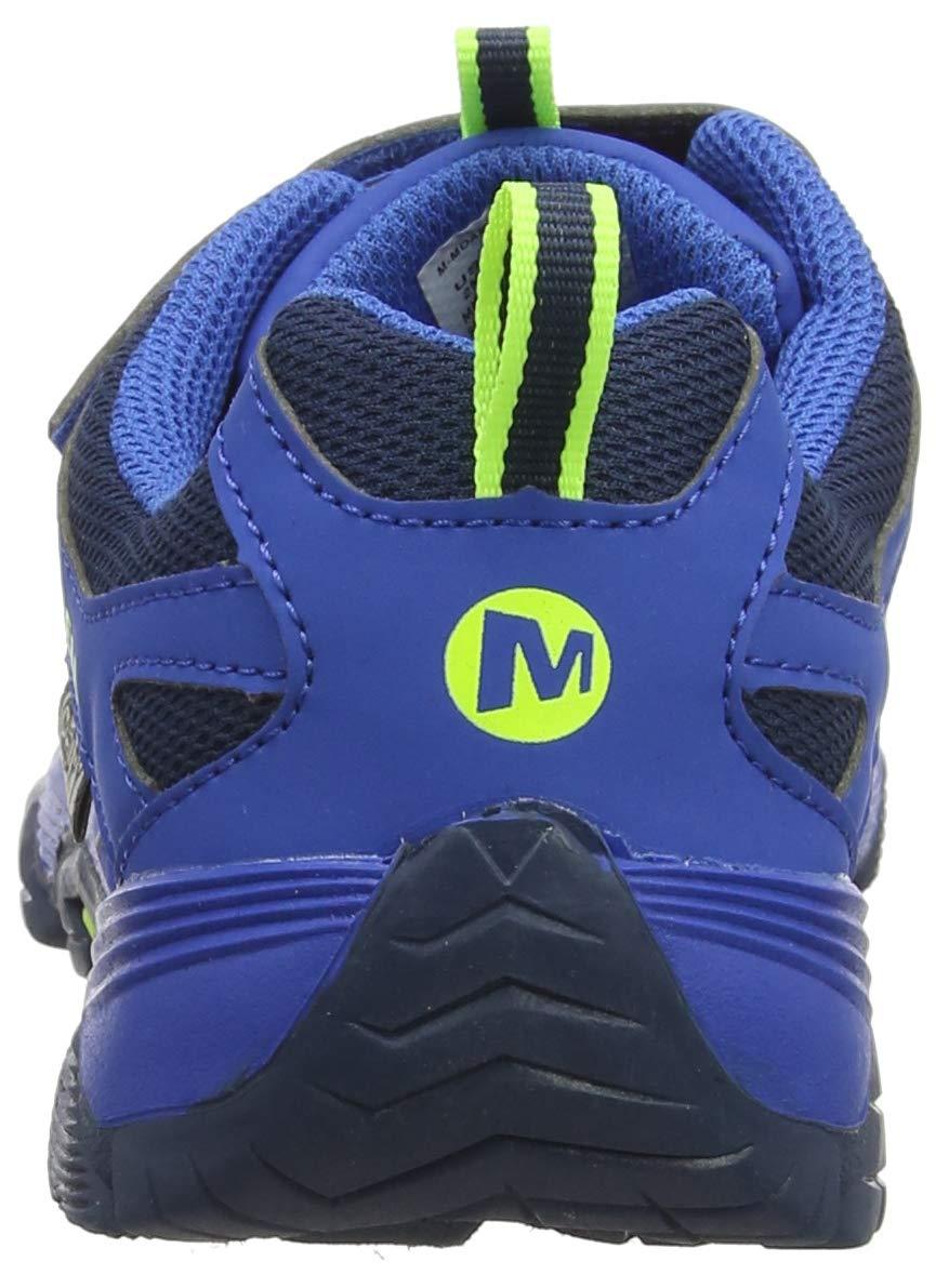Merrell Boys M-Moab FST Low a/C WTRPF Rise Hiking Boots 2