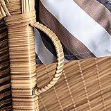 Strandkorb Pure Comfort XL Single - Arabica