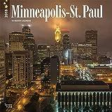 Minneapolis St. Paul 2018 Calendar