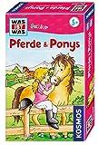 Was ist Was Junior Pferde & Ponys: Mitbring-Spiel für 2 - 4 Spieler [Lingua tedesca]