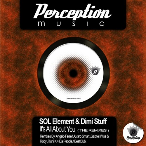 Its All About You (4 Da People Klassik Remix)