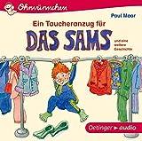 Ein Taucheranzug für das Sams und eine weitere Geschichte (CD): OHRWÜRMCHEN-Hörbuch