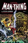 Man-Thing by Steve Gerber - The Complete Collection Vol. 1