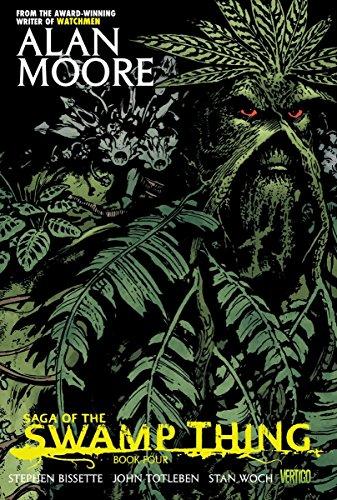 Saga of the Swamp Thing Book 4 TP