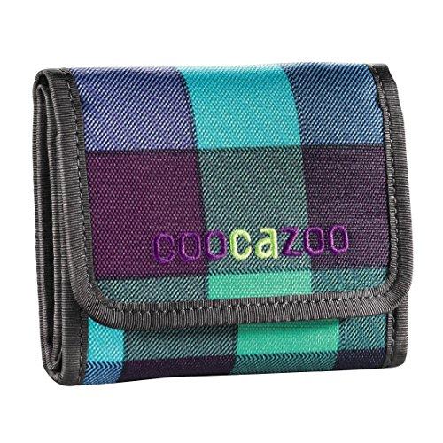 Preisvergleich Produktbild Coocazoo Geldbeutel Cashdash Green Purple District green purple district