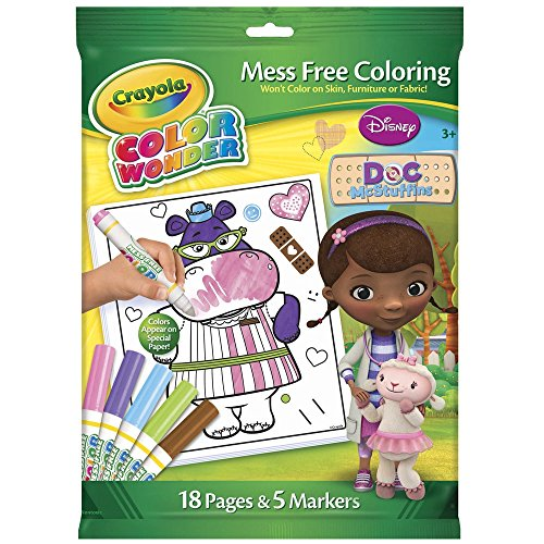 crayola-disney-pixar-color-wonder-doc-mcstuffins-18-pages-5-markers