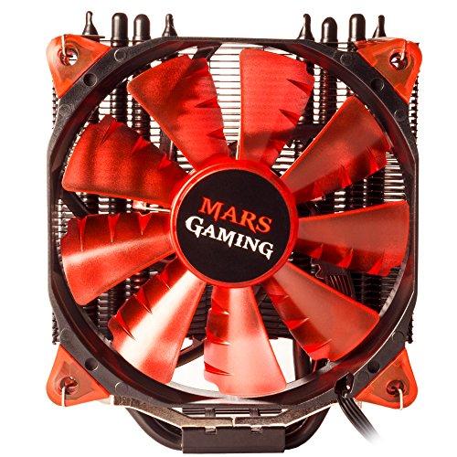 Imagen de Enfriador Disipador Gaming Para Pc Marsgaming por menos de 35 euros.
